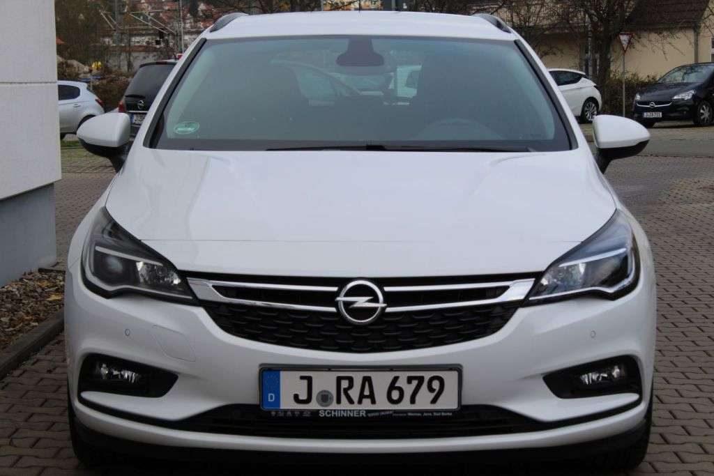 Opel, Astra, 1.0 Turbo Start/Stop Sports Tourer 120 Jahre