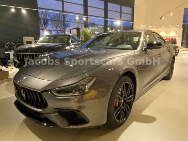 Maserati, Ghibli, Diesel Gransport, MY2020, Nerissimo, SHD