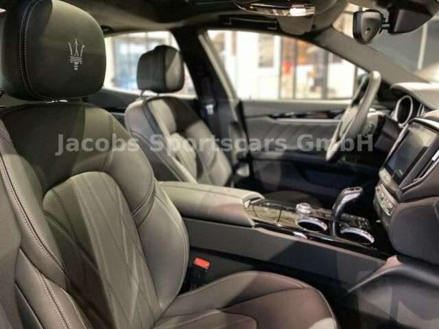 Maserati, Ghibli, Diesel Granlusso MY20 Pieno Fiore Leder