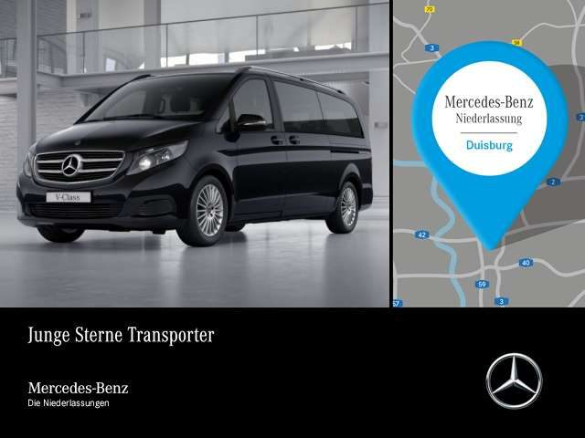 Mercedes-Benz, V 220, BlueTEC EDITION