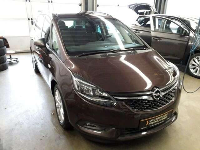 Opel, Zafira, Edition