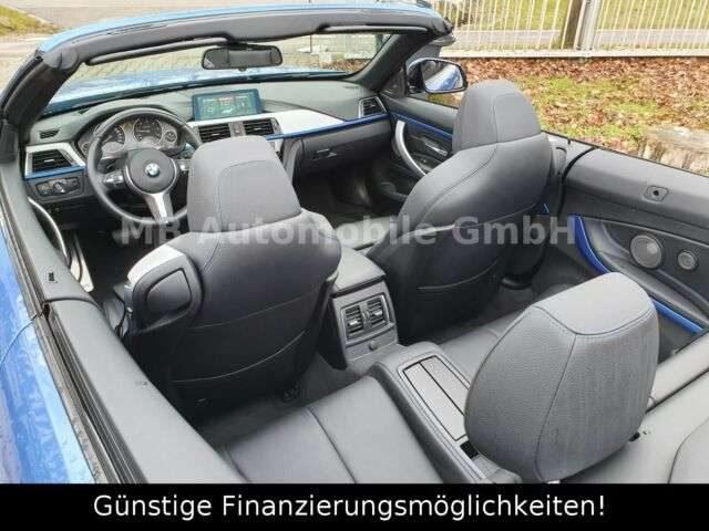 BMW, 430, d Aut. Cabrio *M-Sportpaket *LED *HUD *KAMERA