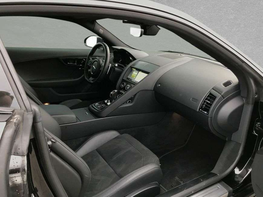Jaguar, F-Type, Coupe 2.0 Aut. R-Dynamic