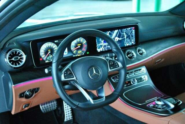 Mercedes-Benz, E 400, E-Klasse Coupe E 400 4Matic Sound Burmester