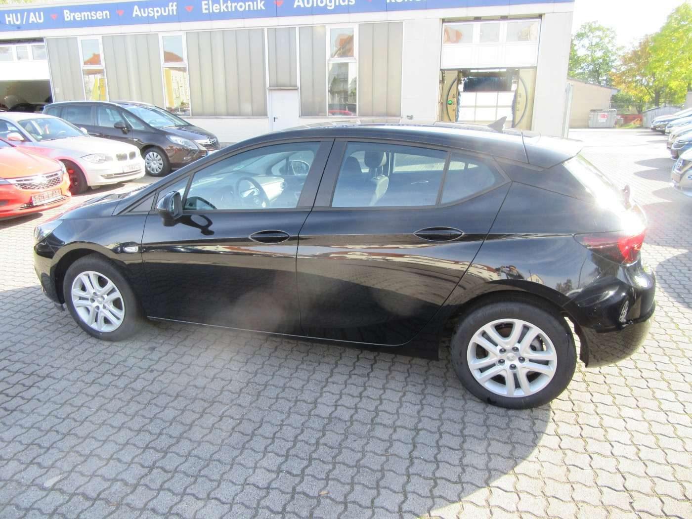 Opel, Astra, K Lim.1.4 Edition Navi,Parkpilot,Bluetooth