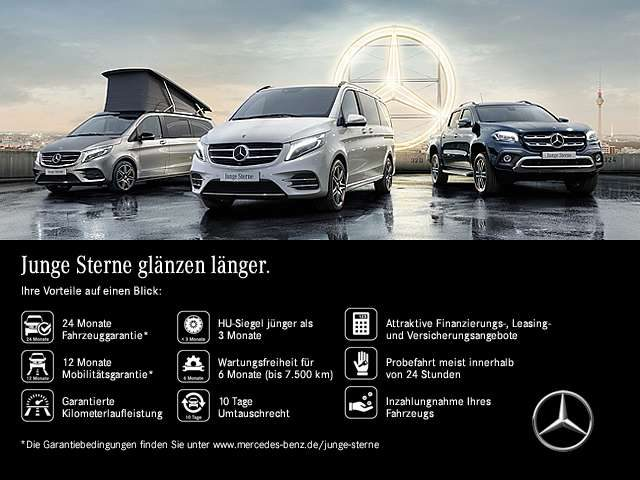 Mercedes-Benz, V 250, BlueTEC AVANTGARDE