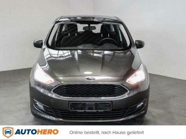 Ford, Grand C-Max, C-Max 1.0 EB Trend *Klima*SHZ*Tempo*Garantie