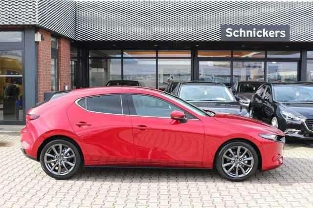 Mazda, 3, SKYACTIV-D 1.8 SELECTION A18 DES-P ACT-P