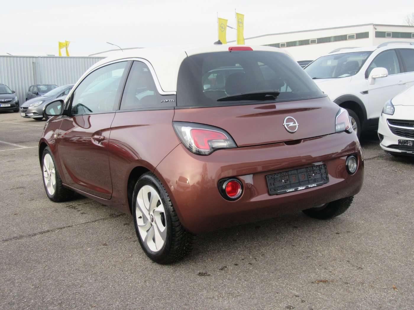 Opel, Adam, 1.4 Jam Teilleder Klima Alu Musikstreaming