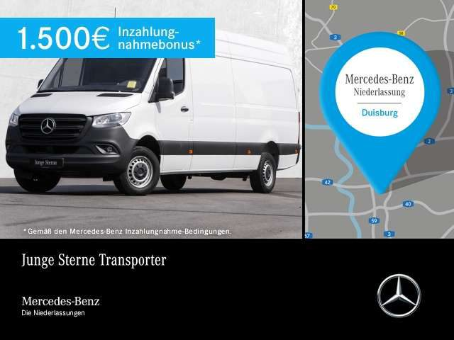 Mercedes-Benz, Sprinter, 316 CDI Maxi