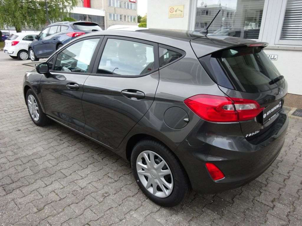 Ford, Fiesta, 1.0 EcoBoost S&S COOL&CONNECT