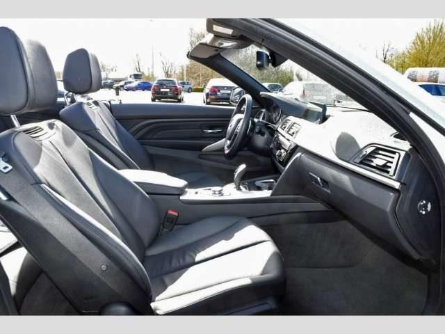 BMW, 420, i Cabrio Leder LED Navi SHZ Klimaaut Leasing 449,-