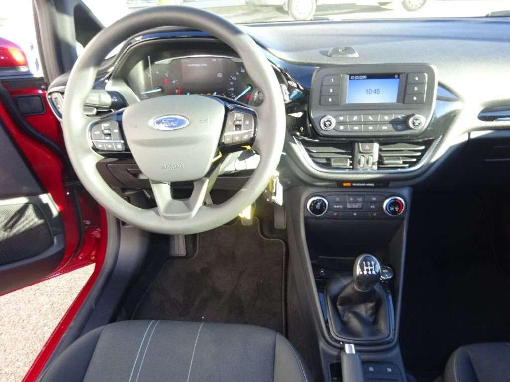 Ford, Fiesta, 1.1 TREND