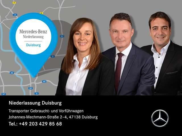 Mercedes-Benz, V 220, BlueTEC EDITION XXL
