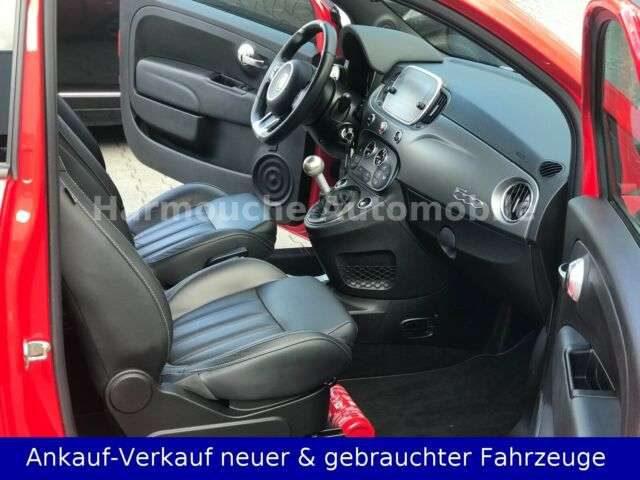 Abarth, 500C, 500 Cabrio 595C Turismo