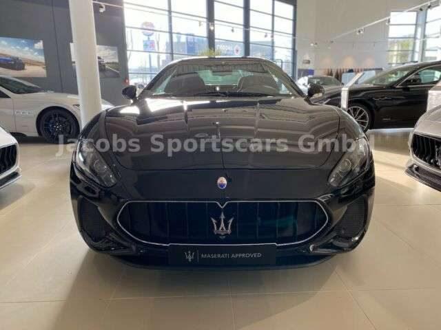 Maserati, GranTurismo, 4.7 V8 Sport Automatik Anniversary