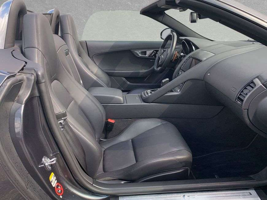 Jaguar, F-Type, Cabriolet Aut. S