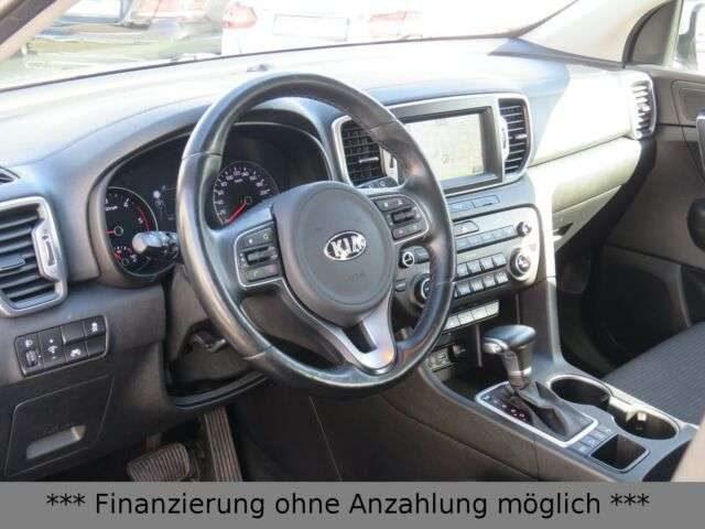 Kia, Sportage, Vision 4WD*1.Hand*Navi*Kamera*Automatik