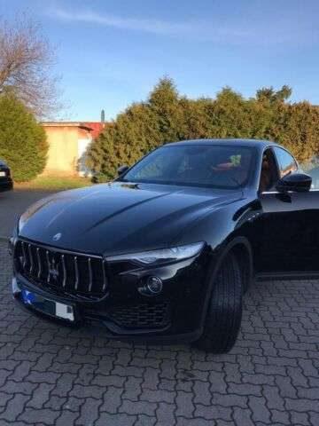 Maserati, Levante, 3.0 V6 4x4 Auto~EL.GSD~1.HAND~