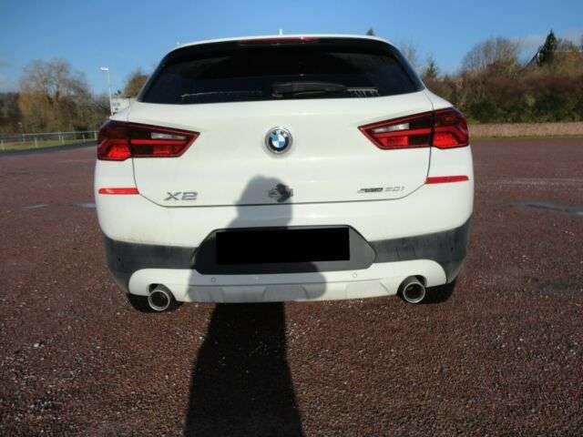 BMW, X2, sDrive20i Aut. LED~DRIVING ASS. PLUS~RFK~NAVI