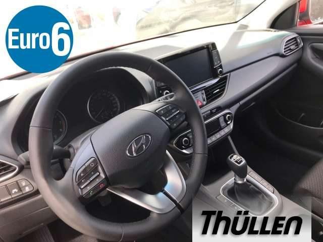 Hyundai, i30, Trend Navigation 1.4 Benzin Smart Key System