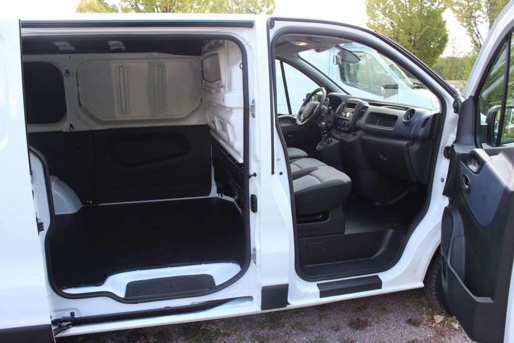 Opel, Vivaro, 1.6 D (CDTI) L1H1 S&S