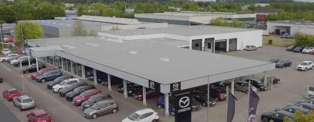 Mazda, 6, SKY-D KIZOKU INTENSE LEDER GSD STHZ NAV 8-FACH !!