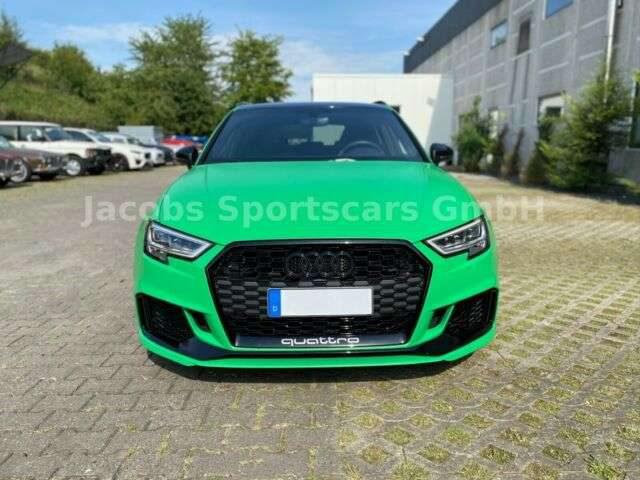 Audi, RS3, APR,XPEL,kein OPF,Garantie,Sonderlack