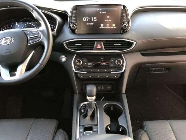 Hyundai, Santa Fe, NEW 2.2 CRDi 2WD Premium PDC BLUETOOTH US