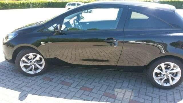 Opel, Corsa, E Active ecoFlex~SHZ~KLIMA~TEMPOMAT~2.HAND