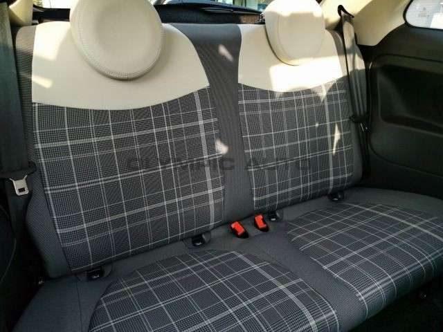 Fiat, 500, 1.2 Lounge*PARKSENSOREN*CARPLAY*SKY-DOME*USB