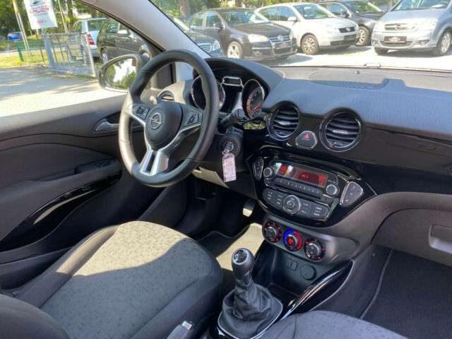 Opel, Adam, Jam 1.25 - TEMPOMAT- LENKRADHEIZUNG - KLIMA