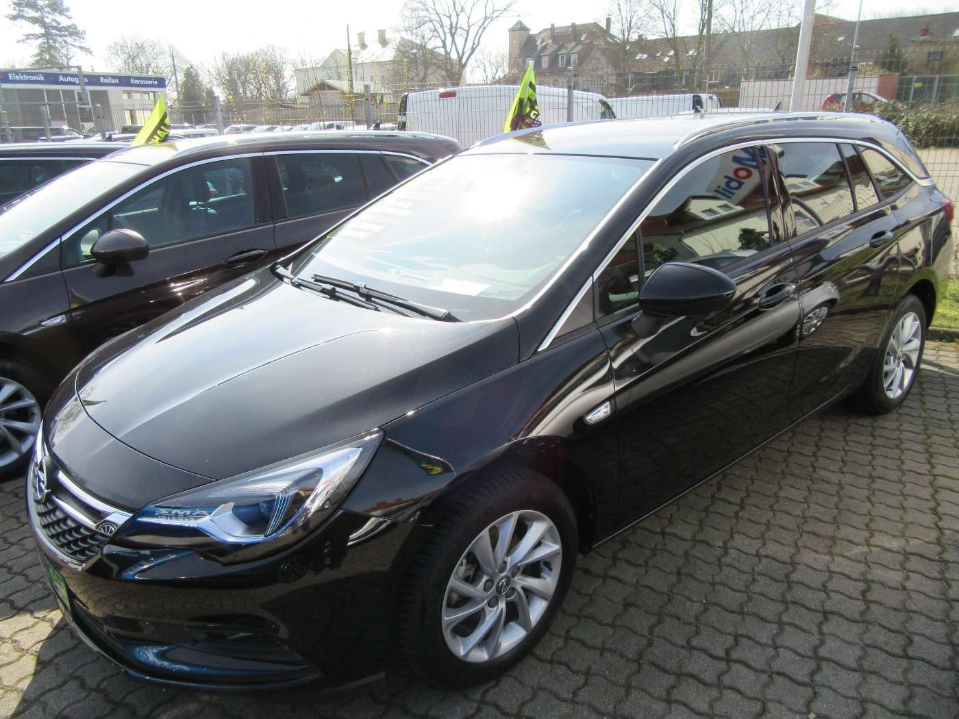 Opel, Astra, K 1.4 ST INNOVATION *LED*Nav*SHZ*PDC*RFK*