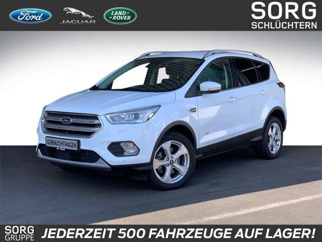 Ford Kuga Recent Used 2 0 Tdci Titanium 4x4 Automatik Color
