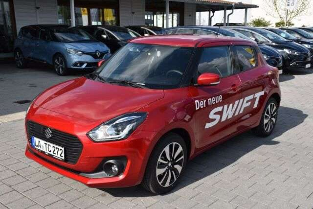 Swift, *NEUES MODELL* Comfort+*Kamera*LED*Navi