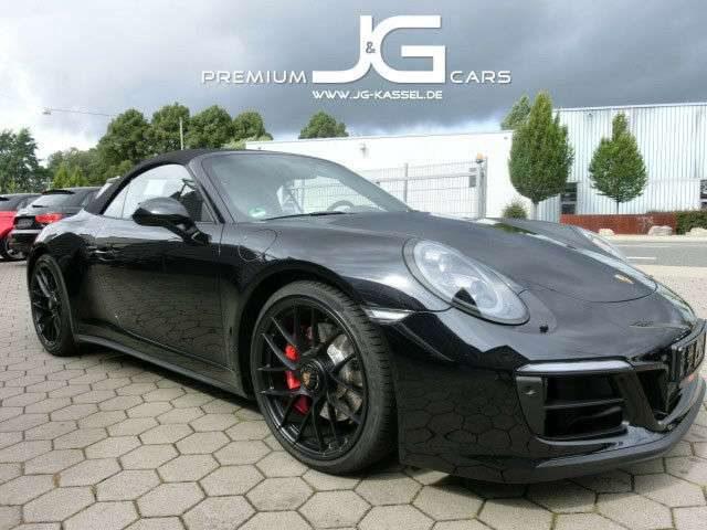 911, Urmodell Carrera GTS Cabriolet*PDK*LED*GTS Paket*B