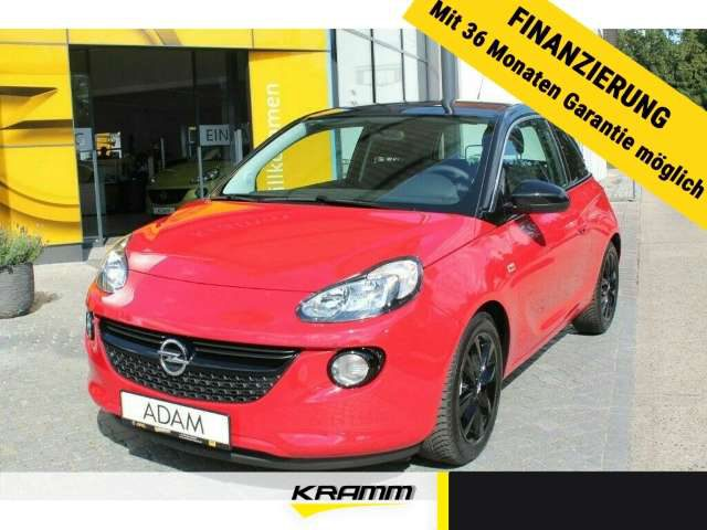 Opel, Adam, Jam 1.2 Multif.Lenkrad NR RDC Klima SHZ Temp PDC C