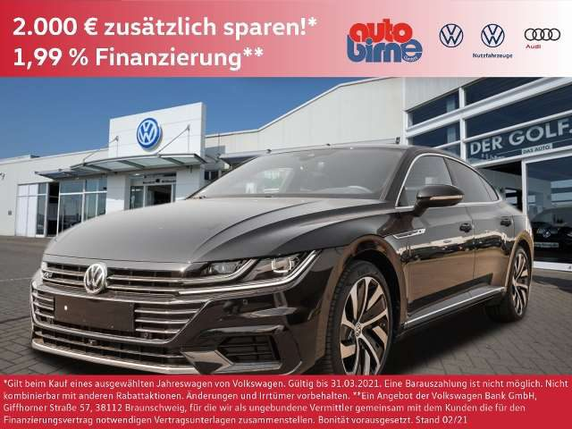 Volkswagen, Arteon, 2.0 TSI, R-Line