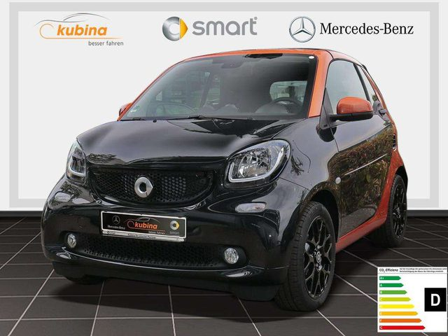 smart, forTwo, cabrio passion twinamic Cool&Media LED&Sensor