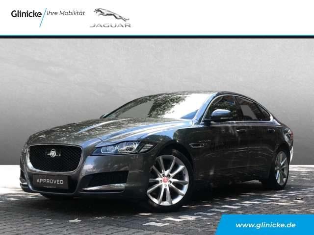Jaguar, XF, Prestige 20d 360 Grad Einparkhilfe, 19 Vortex Felg