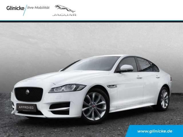 Jaguar, XF, R-Sport AWD 20d Winterpaket, Parkhilfepaket, Navig