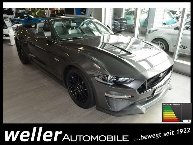 Mustang, Convertible GT 5.0, Carbon-Styling-Paket
