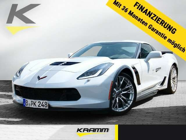 Corvette, Z06, ONSTAR XENON BOSE HUD NAVI SITZBELÜFTUNG EU6