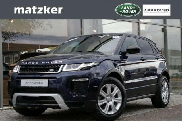 Range Rover Evoque, TD4 Aut. SE Dynamic UPE-58430