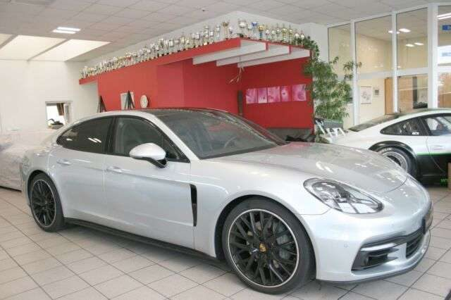 Panamera, 4S Luftfederung, ACC, LED, Glasdach,SCP