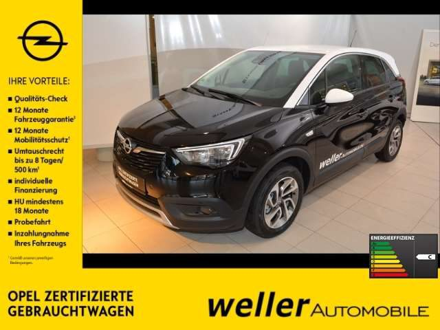 Crossland X, 1.2 Innovation EURO6D-Temp Automatik Navi Kamera