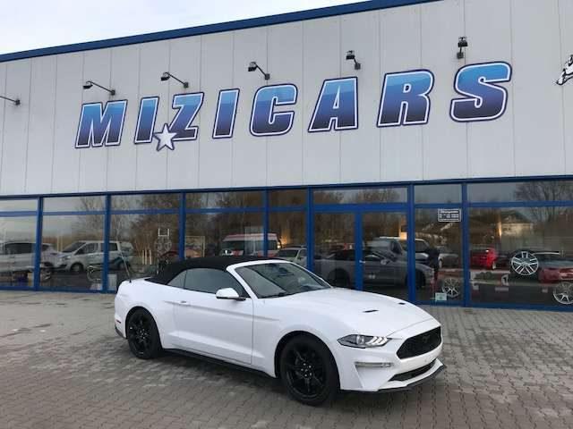 Mustang, 2020 2.3 Eco Boost Premium Navi Sitzkühl