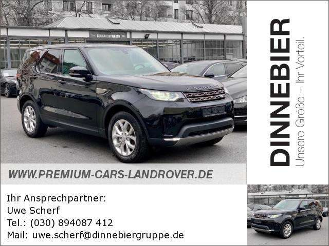 Discovery, Sd4 SE, ACC, AHK, Parkassistent | Land Rover Berli