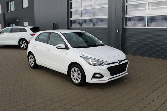 i20, Facelift !!! 1.2 75 PS Fresh-Klimaanlage-Alarma...