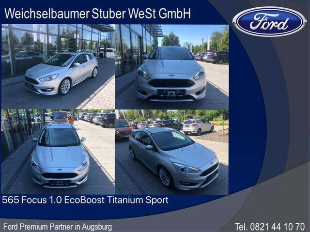 Focus, 565 Focus 1.0 EcoBoost Titanium Sport